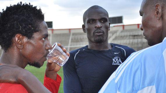 Pascal Ochieng Pascal Ochieng Joseph Nyaga rejoin Rangers