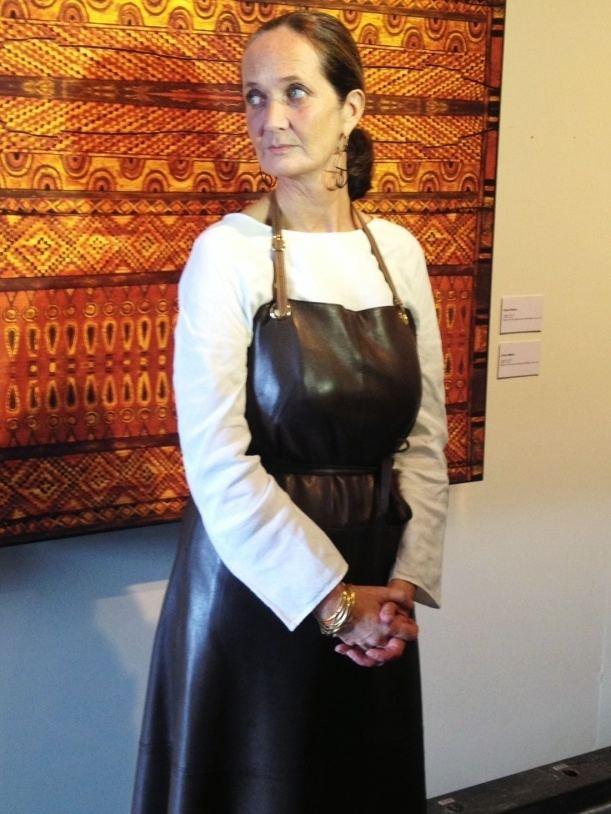 Pascale Mussard Evento Apex na Galeria CMafra Cris Vallias Blog de