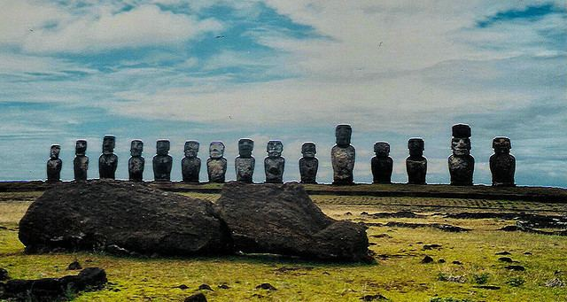 Paschalococos Rapa Nui Ara39s art and news
