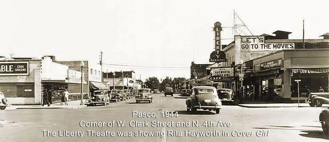 Pasco, Washington in the past, History of Pasco, Washington