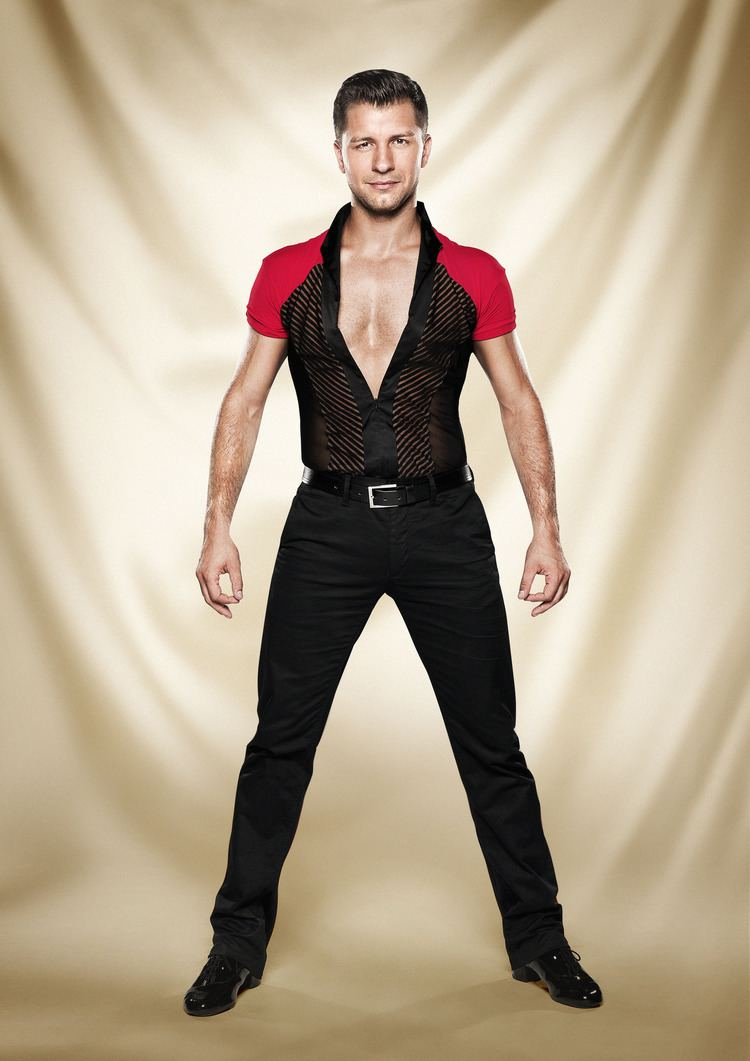 Pasha Kovalev Strictly Come Dancing Ballet News Straight from the