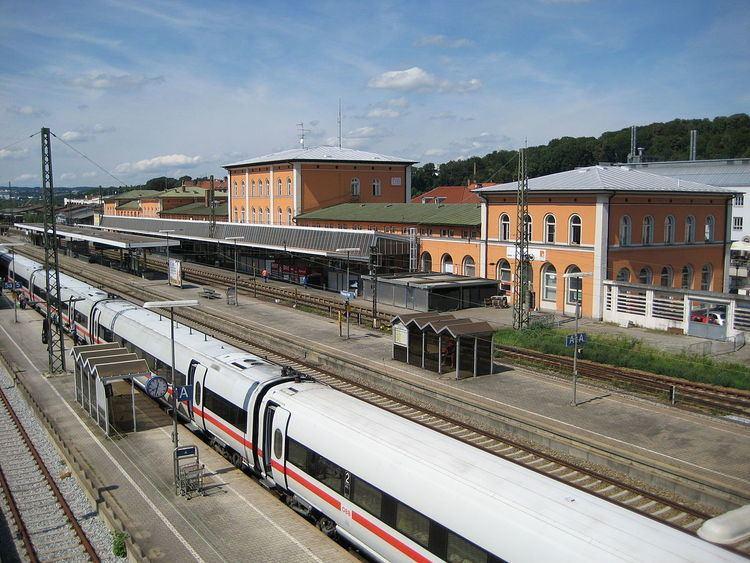Passau Hauptbahnhof