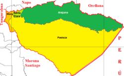 Pastaza Province Wikipedia