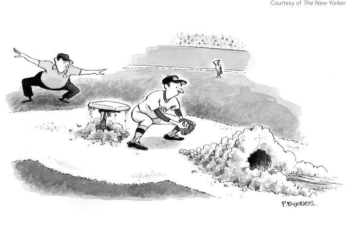 Pat Byrnes New Yorker Cartoonist Pat ByrnesCartoons
