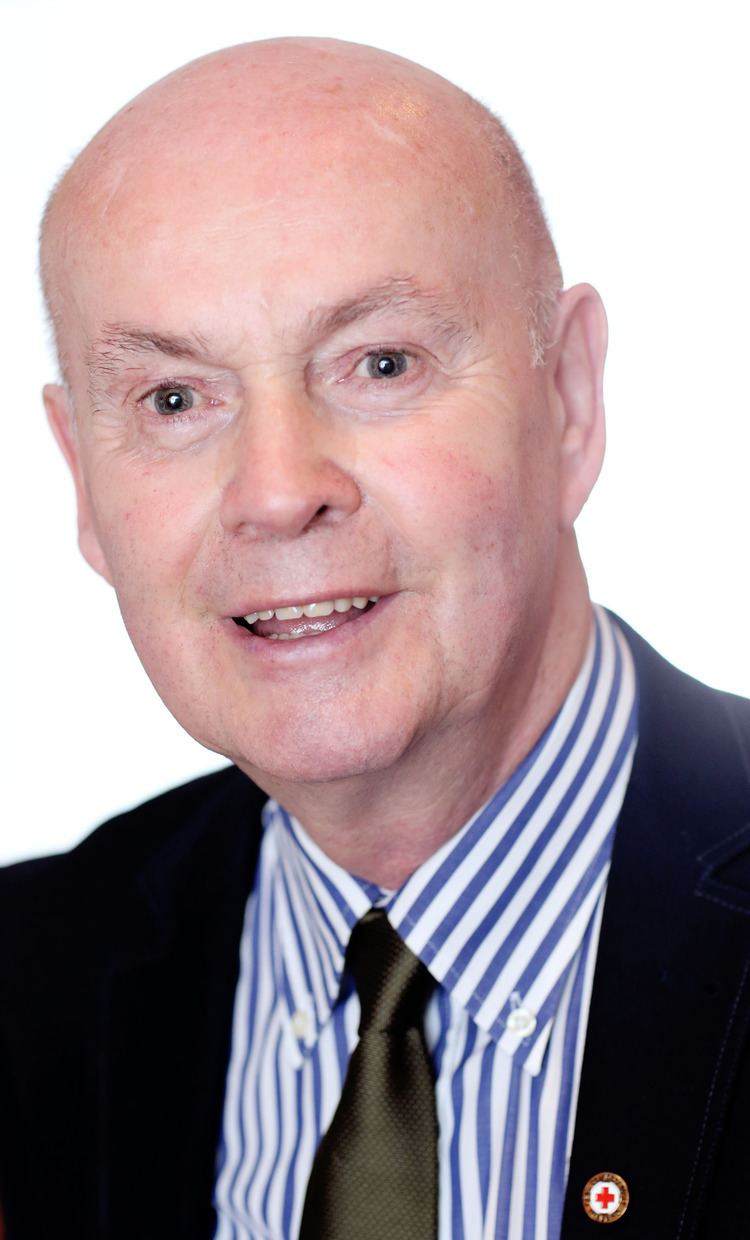 Pat Carey Former minister Pat Carey elected Chair of Irish Red Cross