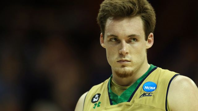 Pat Connaughton Notre Dame39s Pat Connaughton Putting Hoops First Despite
