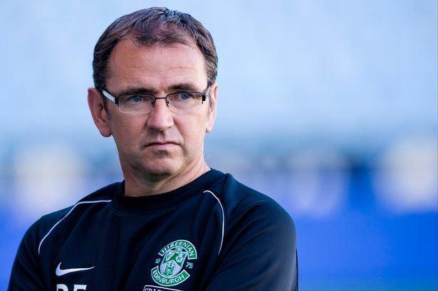 Pat Fenlon Hibs boss Pat Fenlon admits Euro flop has put 39extra