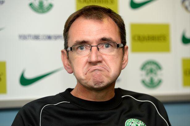 Pat Fenlon Scott McDermott Pat Fenlon is wrong to take the hump over