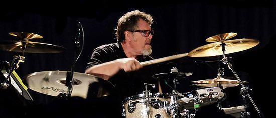 Pat Mastelotto Drummerworld Pat Mastelotto