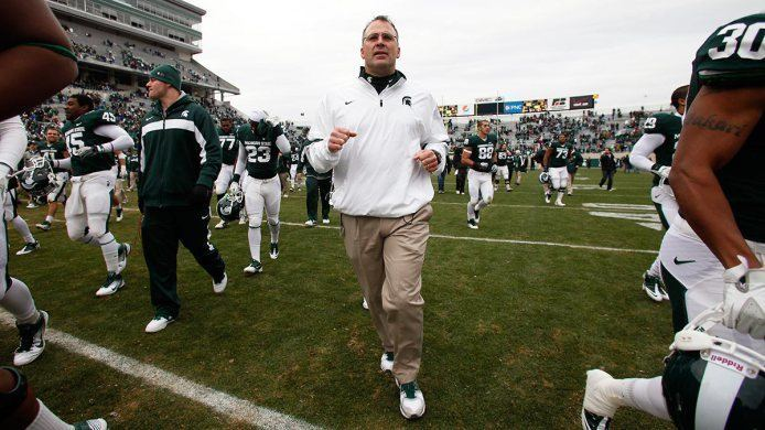 Pat Narduzzi A Defense to Match Appreciating the Stingy Spartans in the