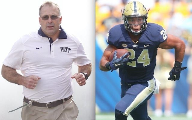 Pat Narduzzi Pat and James and the battle with Hodgkins that binds coach and