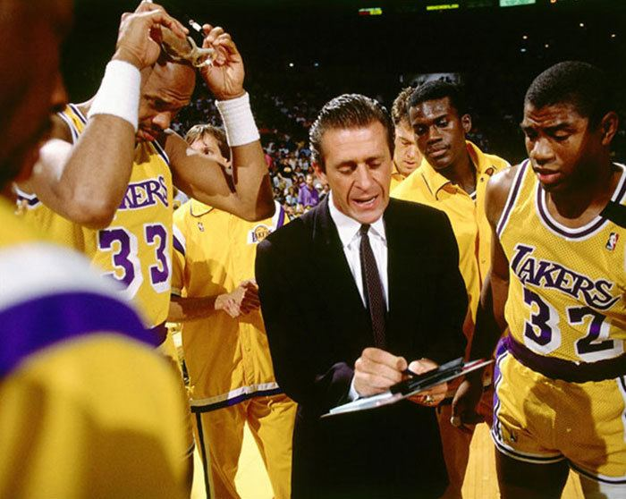Pat Riley Pat Riley on the Remarkable Power of Getting 1 Better James Clear