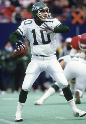 Pat Ryan (American football) New York Jets Where Are They Now Pat Ryan