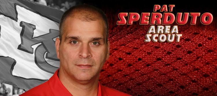 Pat Sperduto Kansas City Chiefs Pat Sperduto