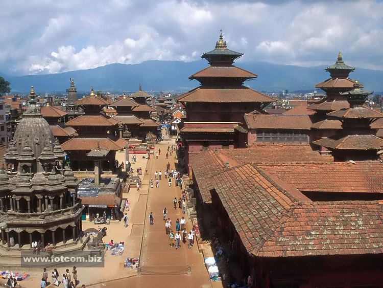 Patan, Nepal in the past, History of Patan, Nepal
