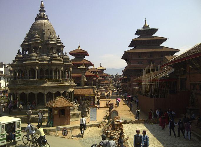 Patan, Nepal Beautiful Landscapes of Patan, Nepal