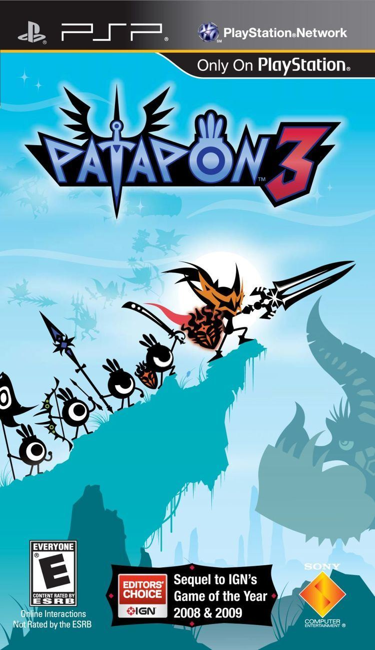 Patapon (series) Patapon 3 PlayStation Portable IGN