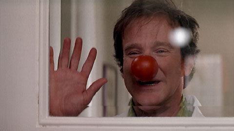 Patch Adams Clowning Around Movie Clip from Patch Adams at WingClipscom
