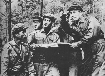 Pathet Lao Pathet Lao soldiers in 1969 A Tribute to the Mother of the Waters