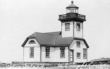 Patos Island Light
