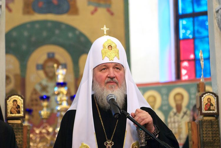 Patriarch Kirill of Moscow FilePatriarch Kirill I of Moscow 02jpg Wikimedia Commons