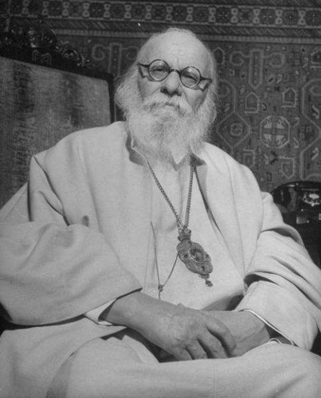 Patriarch Miron of Romania