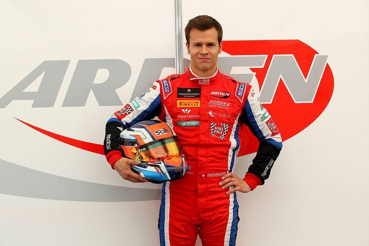 Patric Niederhauser Patric Niederhauser GP3 Customized Sports Management