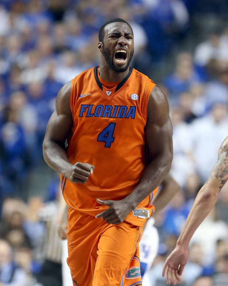 Patric Young Patric Young The Bull Gator