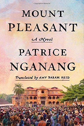 Patrice Nganang Faculty