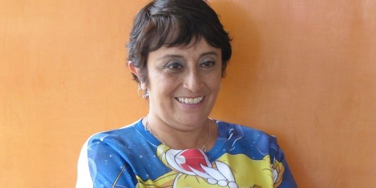 Patricia Acevedo Patricia Acevedo la voz en Sofa2013 Kinirokay