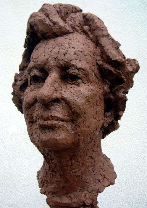 Patricia Grayburn portrait of Patricia Grayburn Jon Edgar
