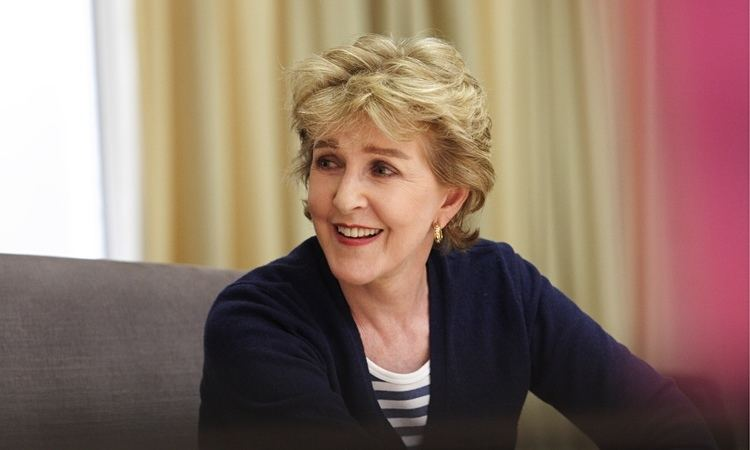 Patricia Hodge Patricia Hodge 39I always wanted to perform but I was