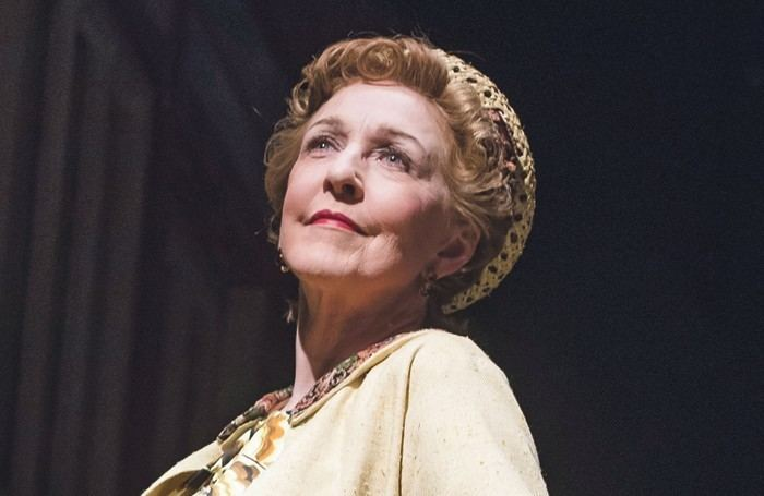 Patricia Hodge Patricia Hodge Without rep actors have no blueprint for how to