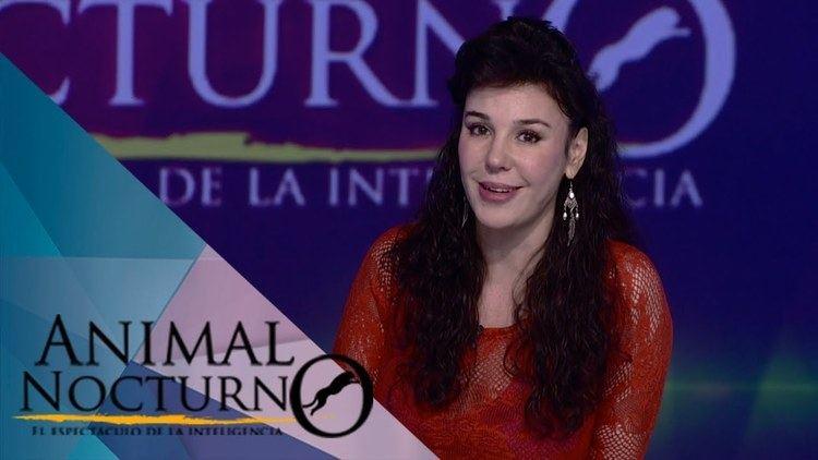Patricia Llaca Animal nocturno con Ricardo Rocha y Patricia LLaca YouTube