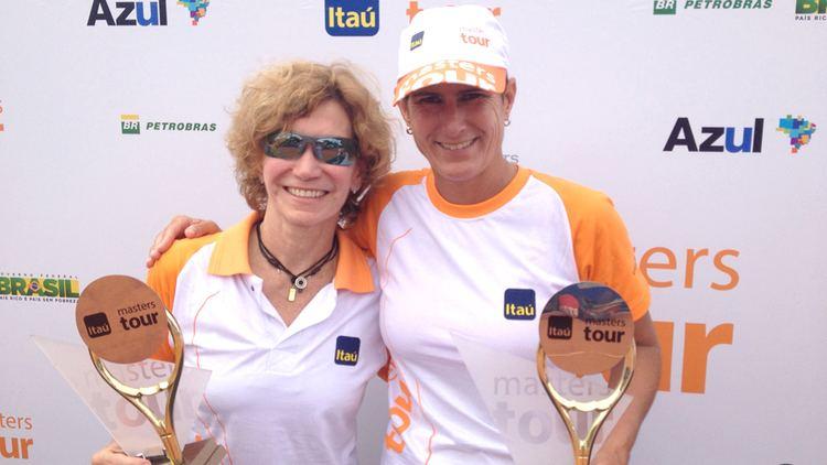 Patricia Medrado Campes Luciana Tella e Patricia Medrado vencem 2 etapa do Ita
