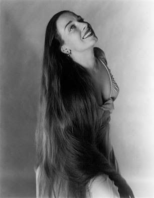 Patricia Morison Lauras Miscellaneous Musings Happy Birthday to Patricia Morison