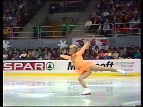 Patricia Neske Patricia Neske GER 1992 European Championships Gala YouTube