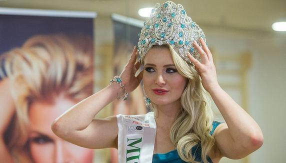 Patricia Peklar Slovensko vegansko drutvo Patricia Peklar veganka in Miss Earth