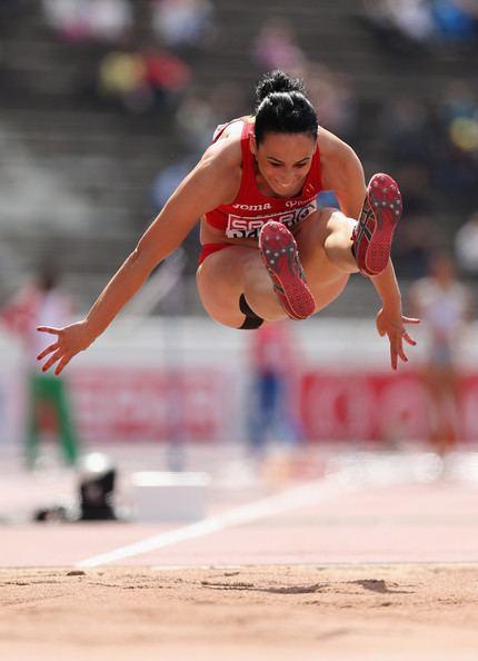 Patricia Sarrapio Patricia Sarrapio Pictures 21st European Athletics