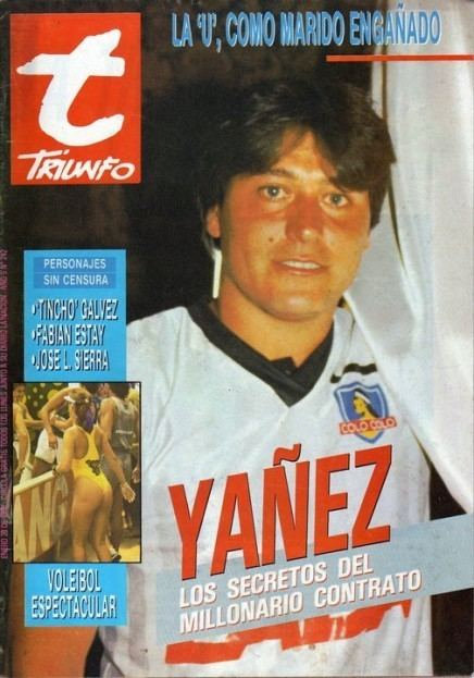 Patricio Yáñez Patricio Yanez Alchetron The Free Social Encyclopedia