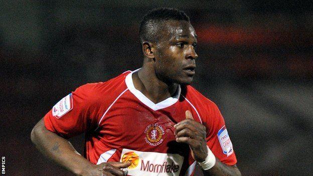 Patrick Ada BBC Sport Ebbsfleet United sign central defender Patrick Ada