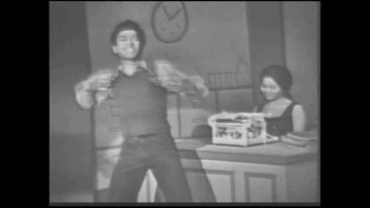 Patrick Adiarte VIRGINIA WING PATRICK ADIARTE in GOTTA DANCE choreographed by