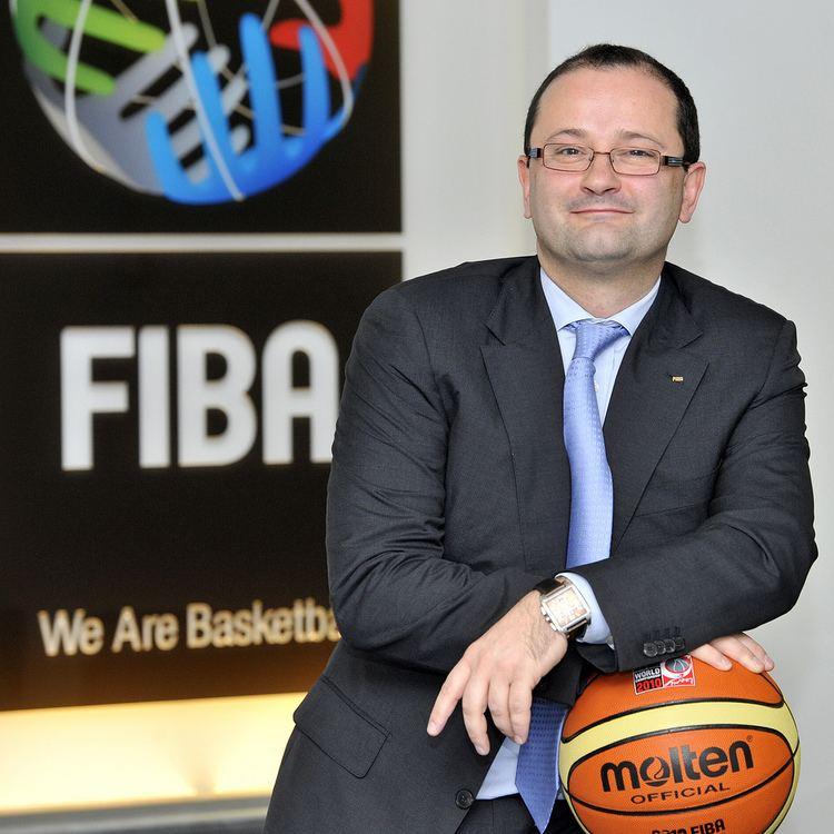 Patrick Baumann Patrick Baumann FIBA Secretary General Flickr Photo