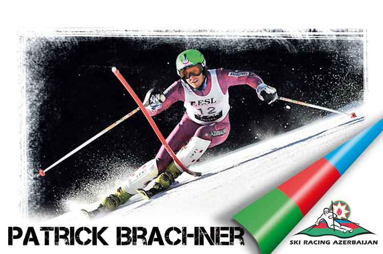 Patrick Brachner PATRICK BRACHNER SKI RACING AZERBAIJAN