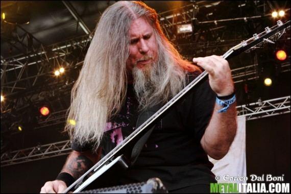 Patrick Bruders CROWBAR lascia il bassista Patrick Bruders Metalitaliacom