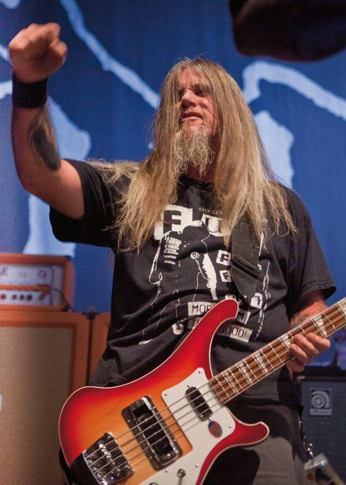 Patrick Bruders Band of Bruders Bass Guitar magazine