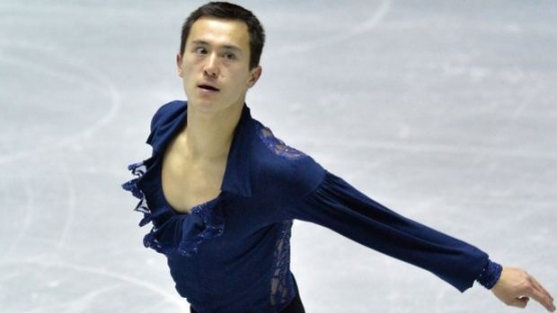Patrick Chan Patrick Chan tops in mens short at World Team Trophy CBC Sports