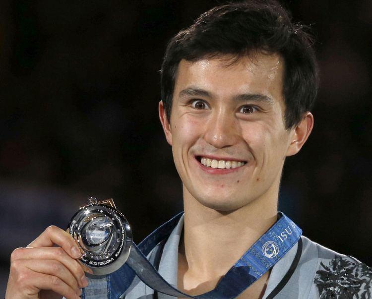 Patrick Chan Sochi 2014 Patrick Chan can39t erase deficit gets silver
