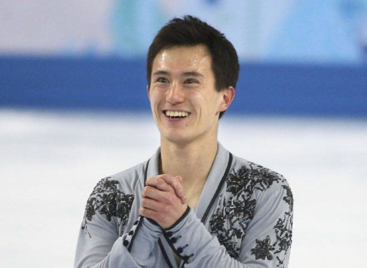 Patrick Chan Patrick Chan back after a year away from Canadas figure skating