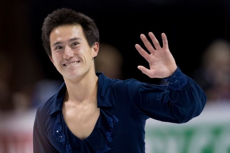 Patrick Chan Patrick Chan begins charge for third straight world title
